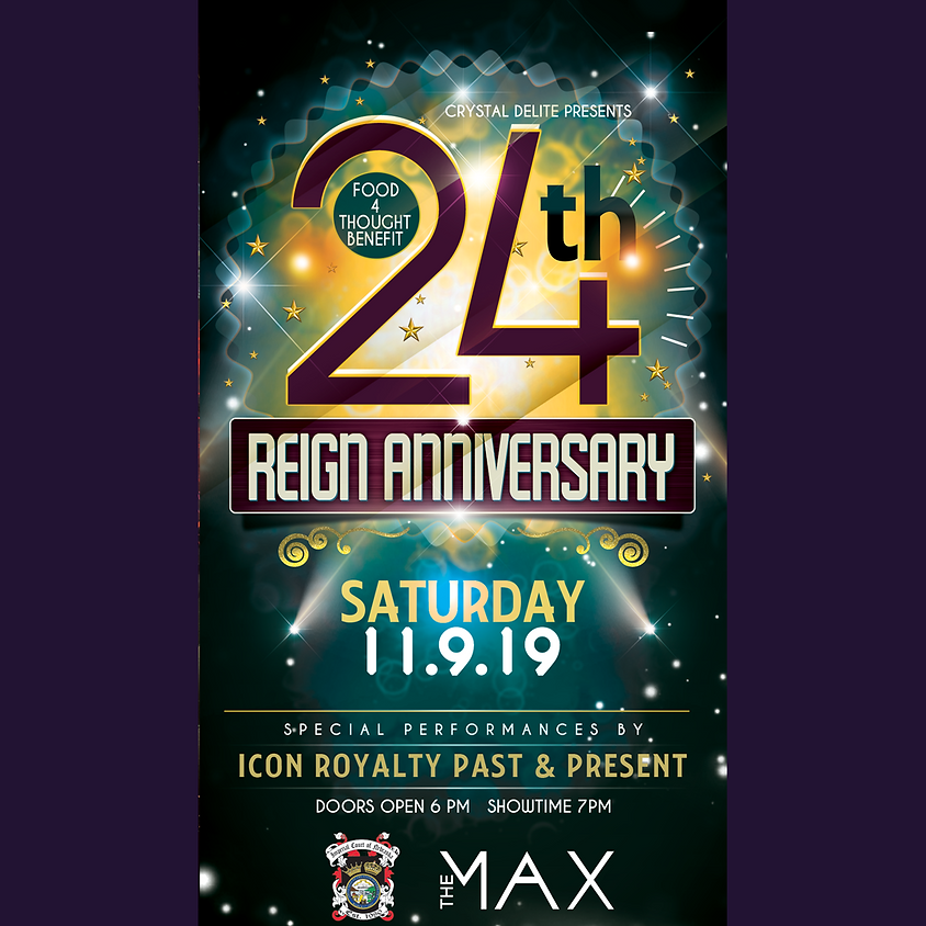 24TH Reign Anniversary