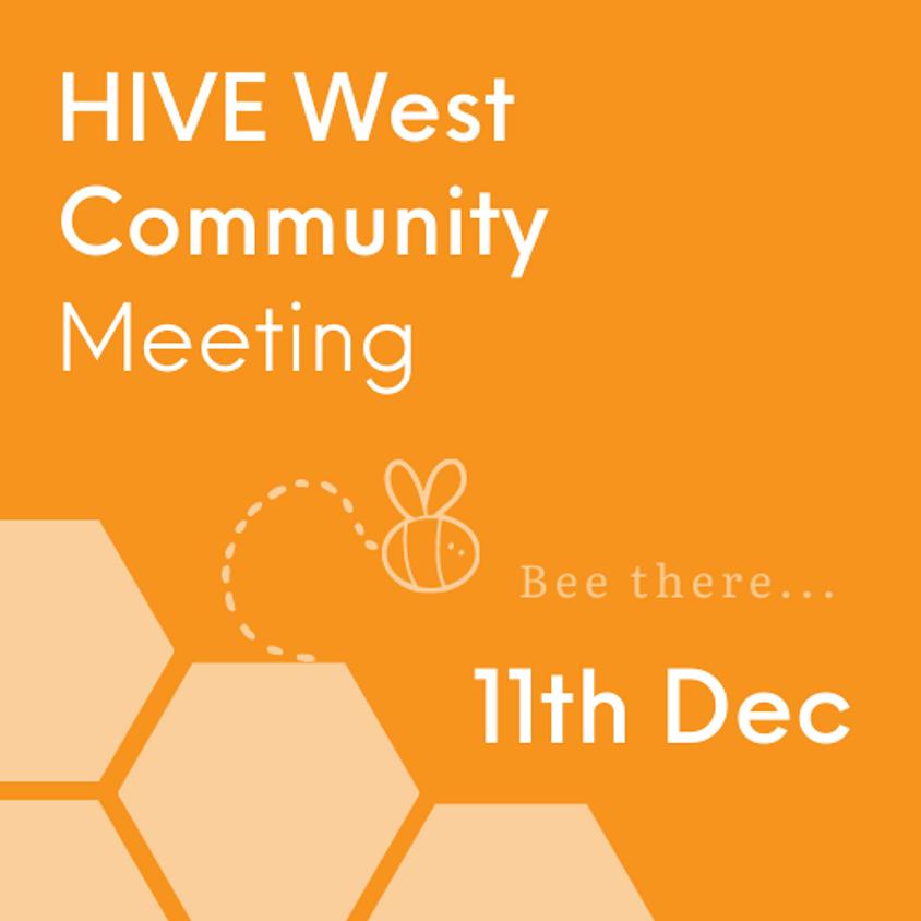 VCSE HIVE Sunderland West Community Meeting