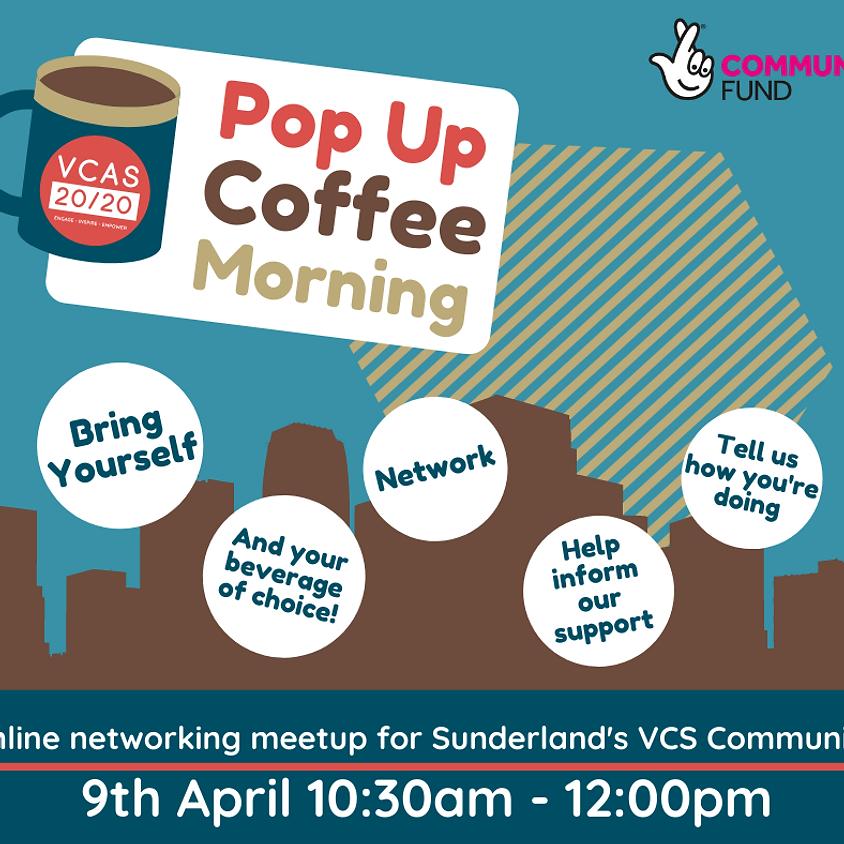VCAS 20/20 April 2021 Coffee Morning