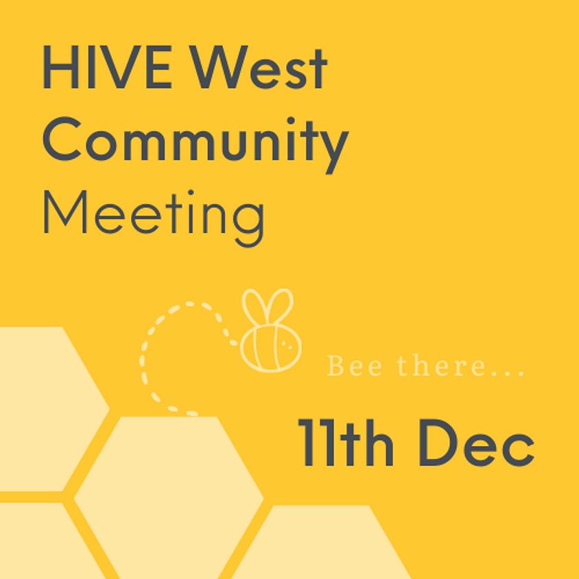 VCSE HIVE WEST Community Meeting