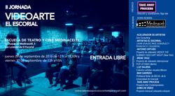 II jornada videoarte El Escorial_cartel_WEB