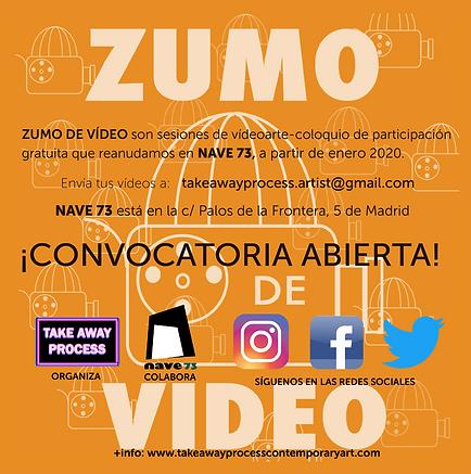 CONVOCATORIA ZUMO octubre 2020_NAVE 73.p