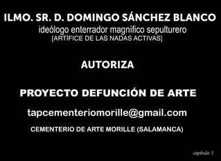 ANUNCIO, CAP. 1