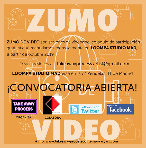 CONVOCATORIA ZUMO octubre 2019_LOOMPA.pn