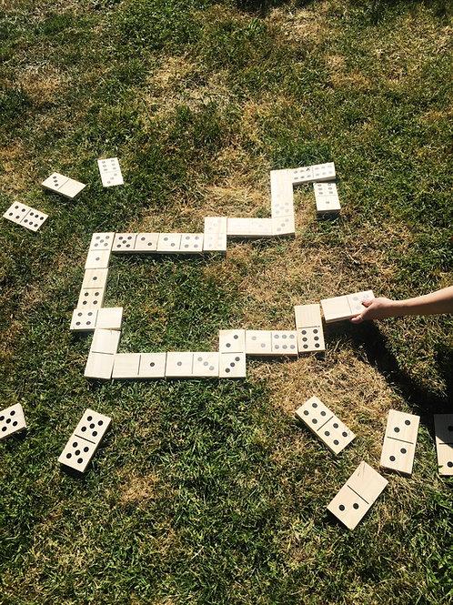 Dominos Géants