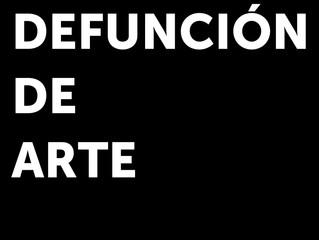 #TAP MAGAZINE Y EL PROYECTO DEFUNCIÓN DE ARTE