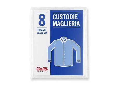 Custodia per Maglieria 40x60 cm 8 pezzi GALLO