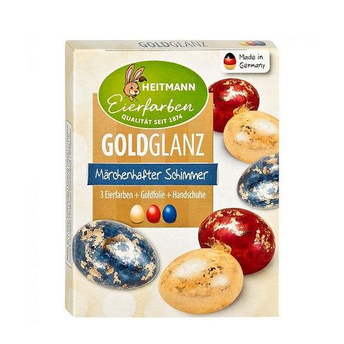 Osterfarben Goldglanz Heitmann