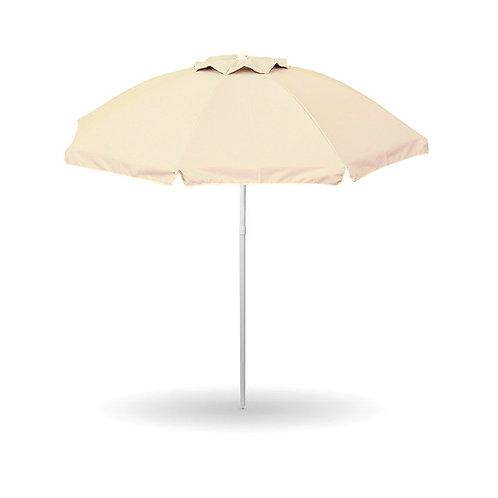 Ombrellone antivento colore ecrù diamtero 2 metri