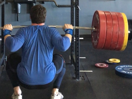 Squats are fun and so is this long article... Don't read it if you don't want to grow your Squat.