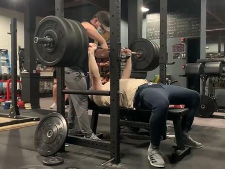 Secret ways of building a MONSTER bench press
