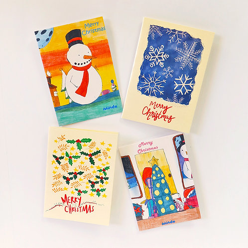 Greeting Cards (Assorted design)