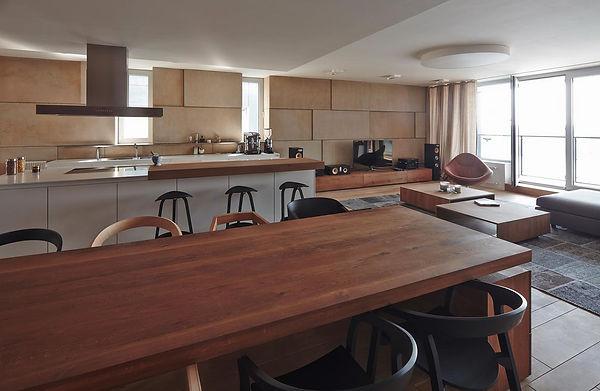 кухня гостиная дизайн проект