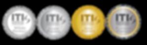 Accrediation Icons | ITI (Interactive Training International)