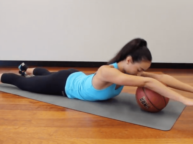Ball Back Extension