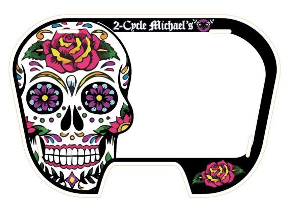 2CM Skull
