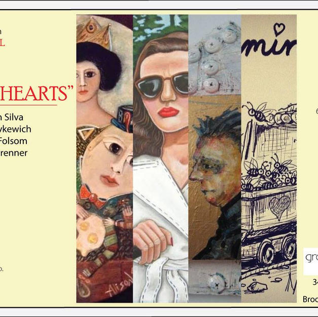 2015   Four of Hearts