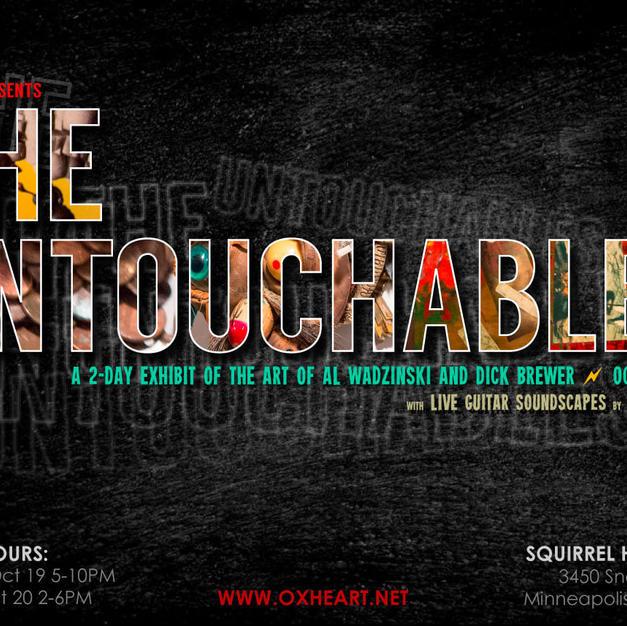 2018   The Untouchables