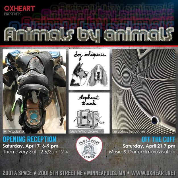 2018   Animals by Animals