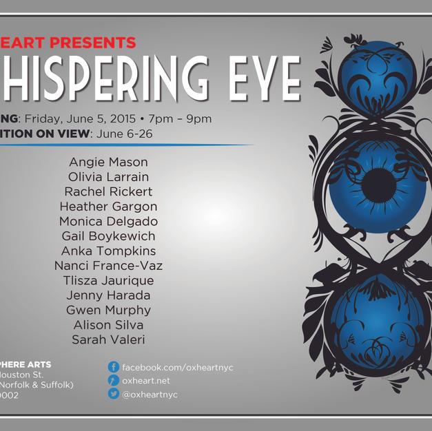 2015   Whispering Eye