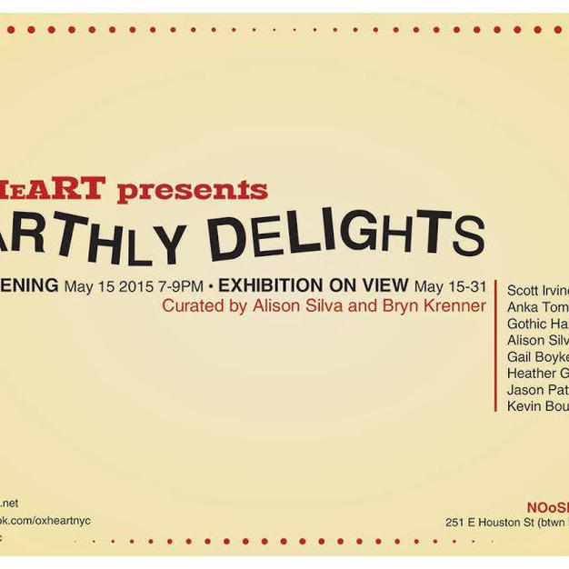 2015   Earthly Delights