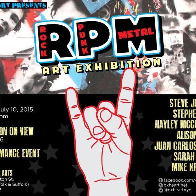 2015   RPM rock punk metal