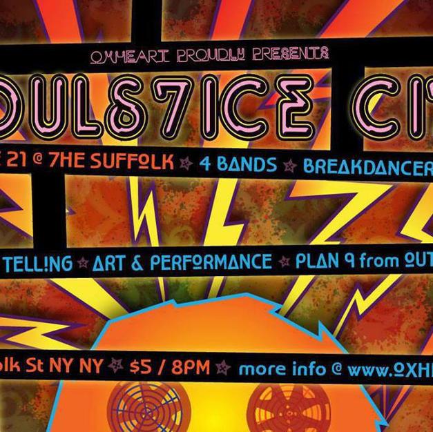 2013   Soulstice City