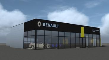 Garage Renault à Legé (44)