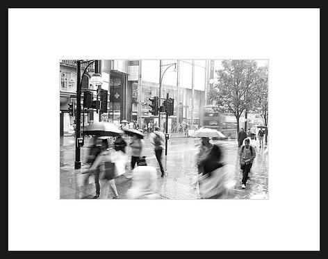 Rain Runners