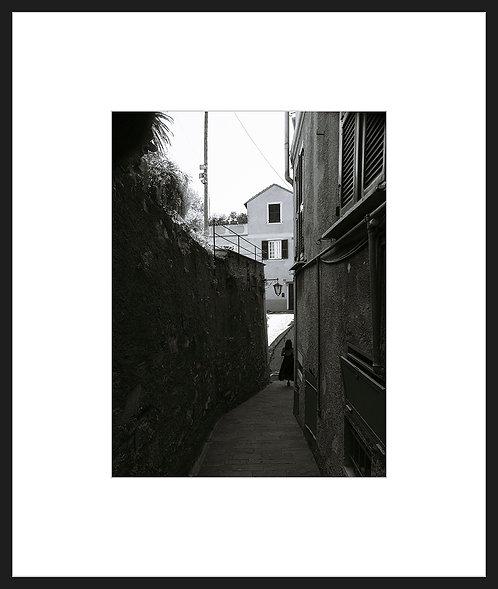 Streets of Portofino