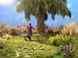 Selena Gomez 'Fly To Your Heart' wide shot
