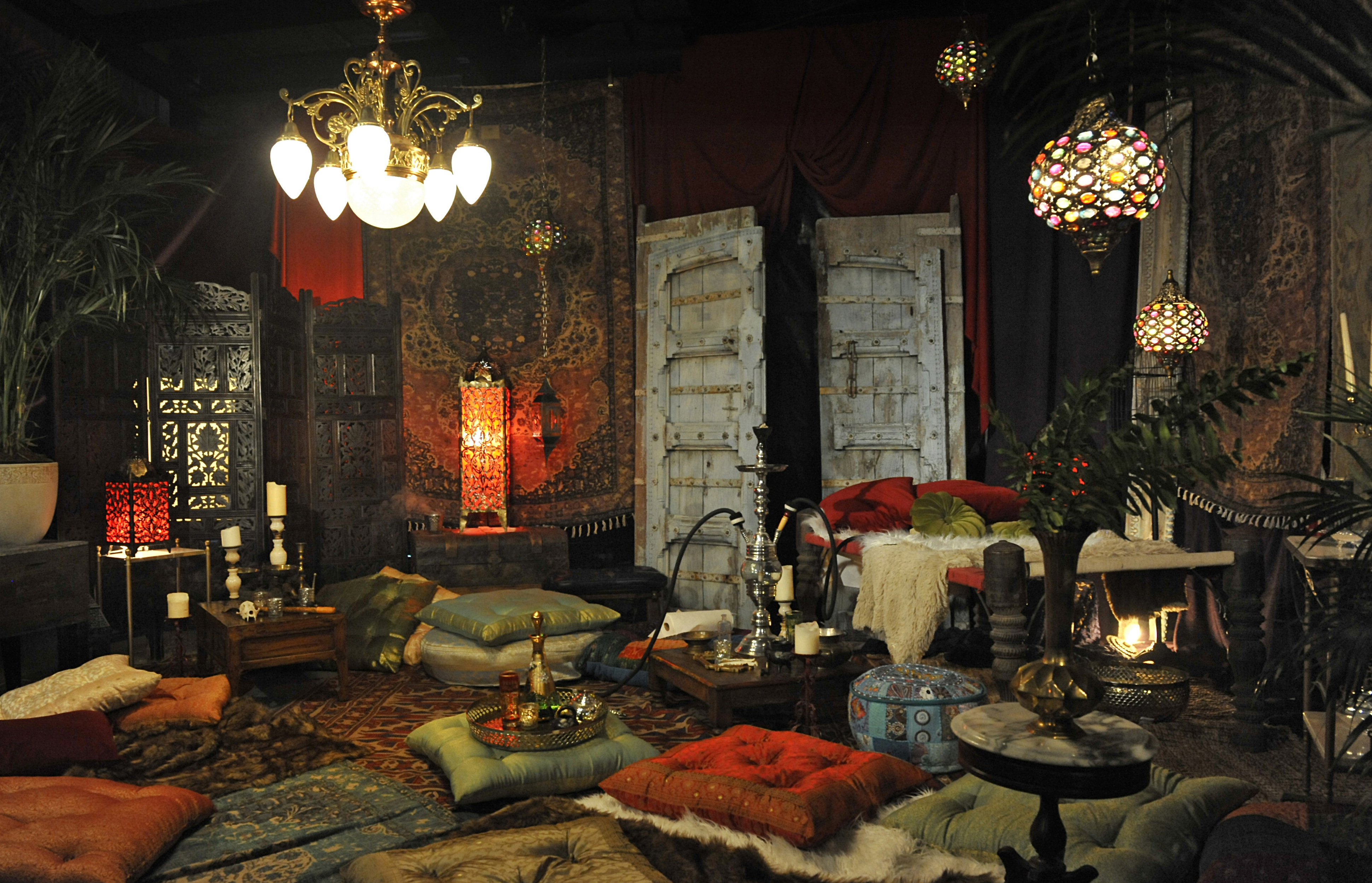 Opium Den from photoshoot