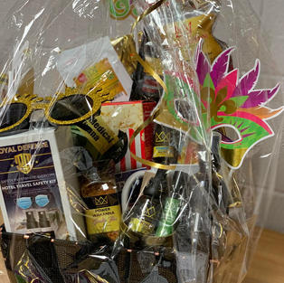 Healthy Balance CBD Basket
