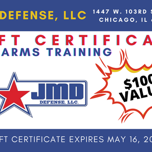 JMD Firearms Training