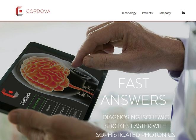 Cordova Home Page.PNG