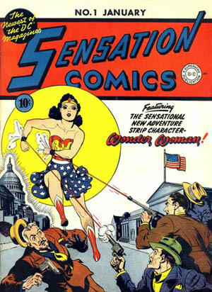 BuzzFeed: Everything You Need To Know About Wonder Woman Before The Movie.
