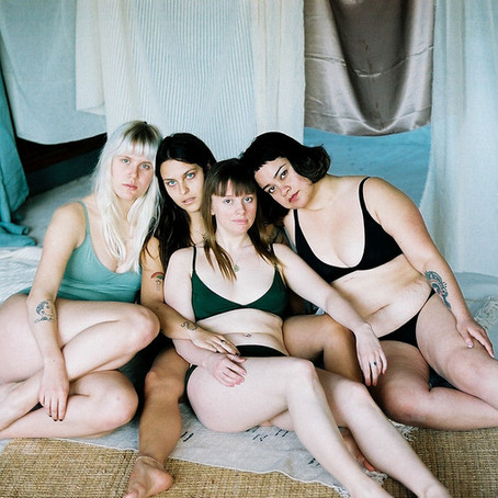 Exposure: life online, behind the lens and in your underwear