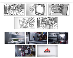 Commercial Storyboards