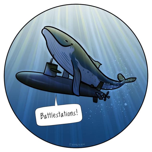 Battle Stations!