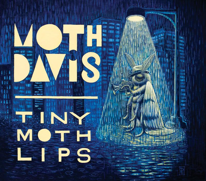 Moth Davis Album Cover