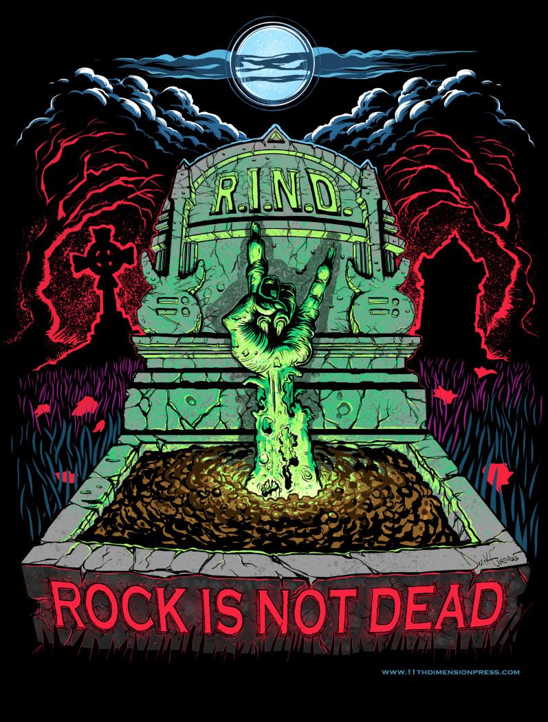 Rock is Not Dead