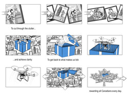 Corporate Video Storyboards