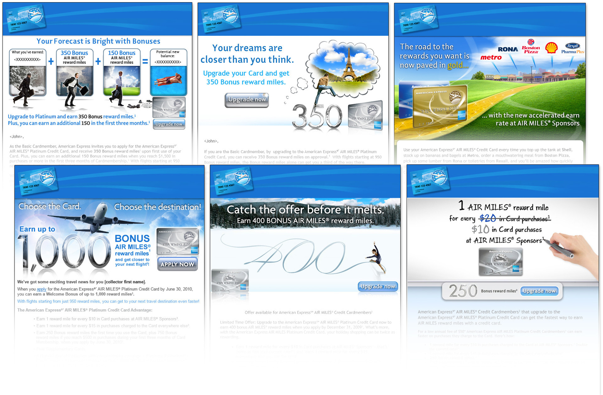 Direct Email Design