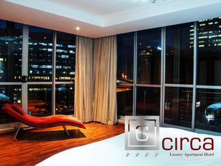 Circa Hotel - Luxury Apartment Hotel in Cape Town