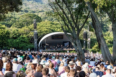 Kirstenbosch - concert & events