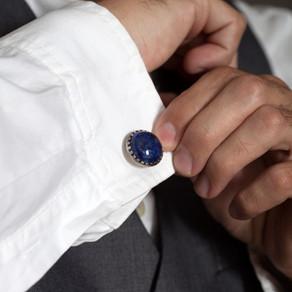 How to Wear Cufflinks: 5 Stylish Ideas