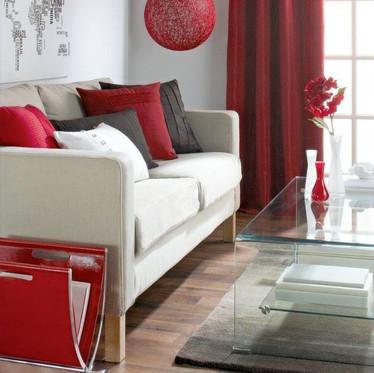 ¡Tips para decorar en color rojo!