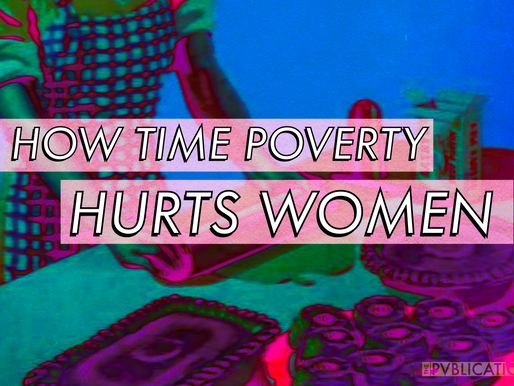 How Time Poverty Hurts Women