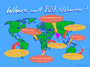Voluntourism: the (Not So) Good, the Bad and the Ugly