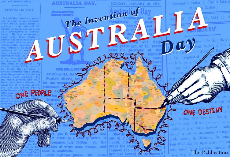 Reinventing Australia Day